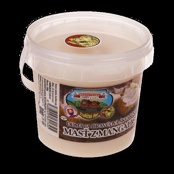 Domáca masť z mangalice
