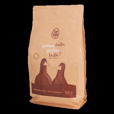 Zrnková káva 100% Arabica