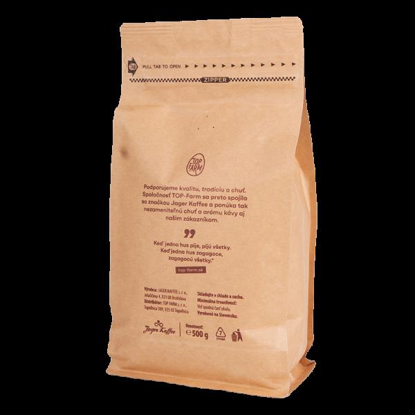 Zrnková káva <br> 90% Arabica a 10% Robusta