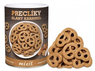 Mixit praclíky - Slaný karamel