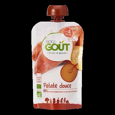 Good Gout BIO Batátové pyré