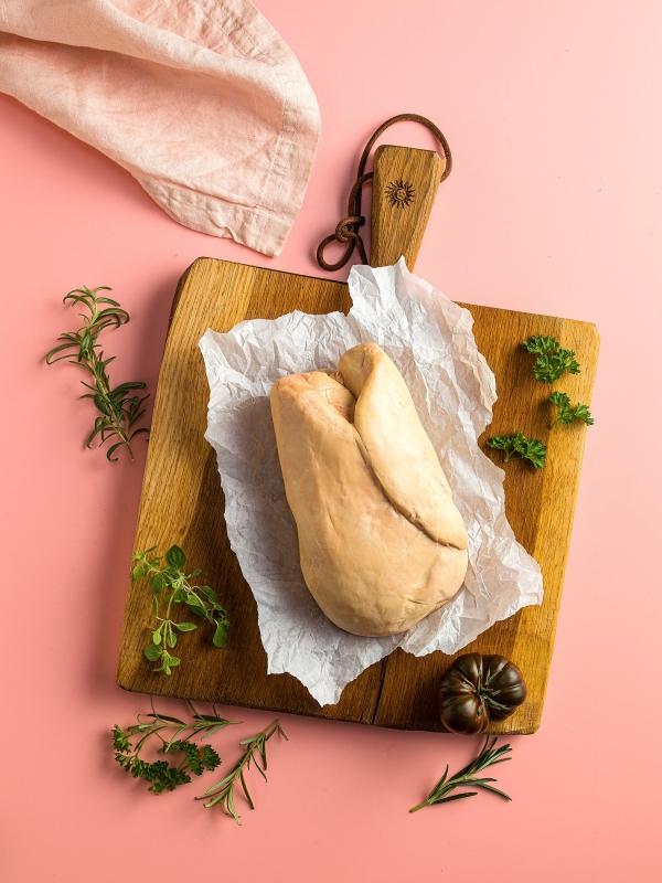 """Kačacia pečienka vykŕmená """"foie gras"""""""
